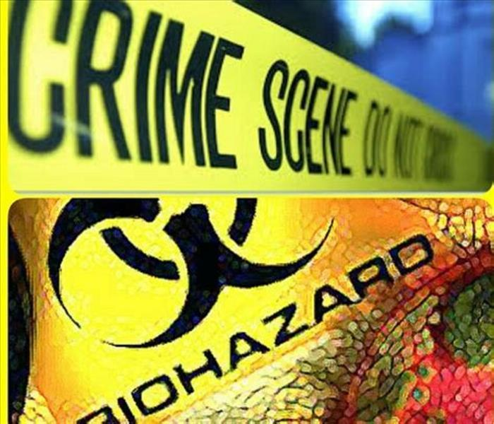 Cleaning and restoring your trauma crime scene to a safe standard.